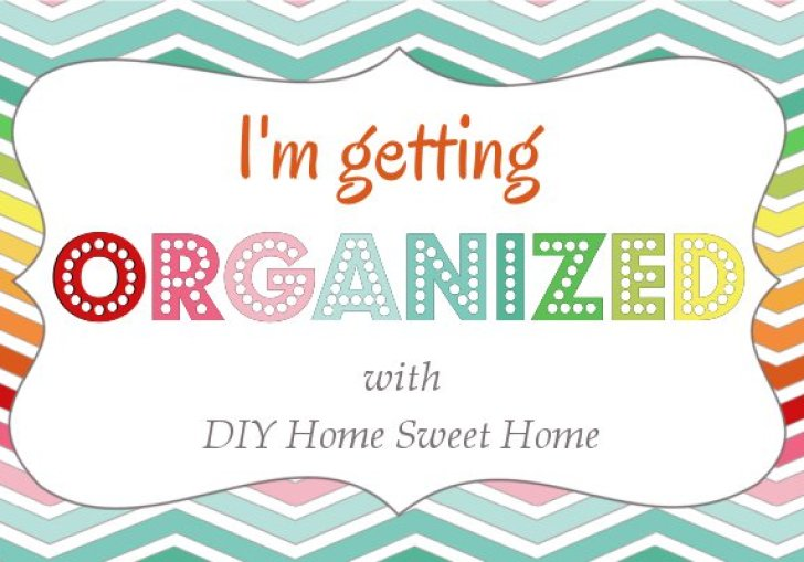 Home Organization Binder Pages