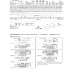 T12 Fluorescent Ballast Wiring Diagram Single Phase Run Capacitor Ballasts