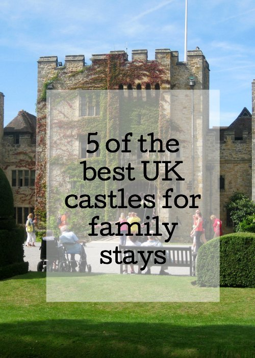 Five of the best UK castles for family stays. Copyright Gretta Schifano, mumsdotravel.com