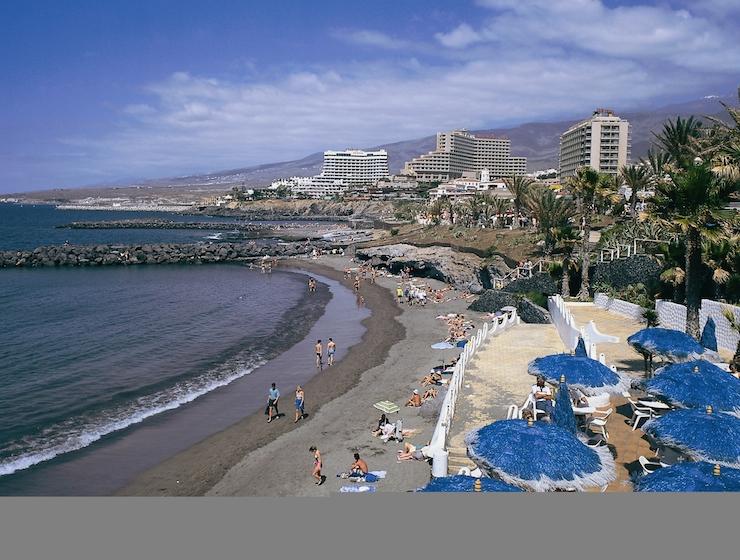 Las Americas Tenerife. Copyright tourspain.es
