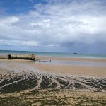 Holiday snaps: Arromanches, Normandy