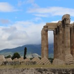 Holiday snaps: Temple of Zeus, Athens