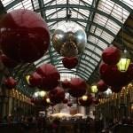 Exploring London at Christmas