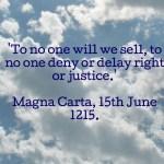 Magna Carta 800th anniversary