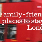 Family-friendly places to stay in London
