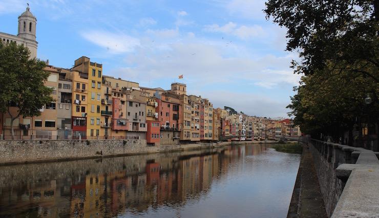 Girona, Costa Brava. Copyright Gretta Schifano