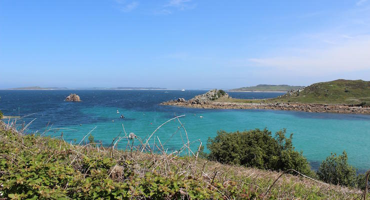 St. Agnes, Isles of Scilly. Copyright Gretta Schifano
