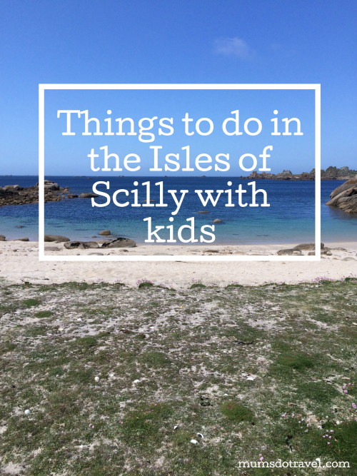 Things to do in the Isles of Scilly with kids. Copyright Gretta Schifano