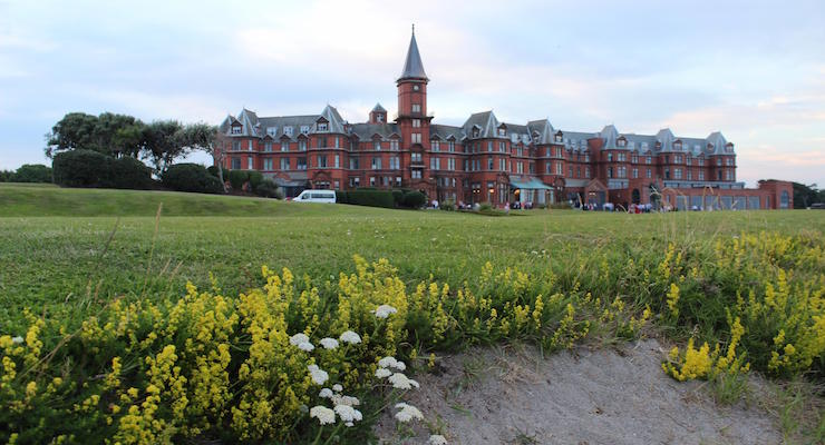 Slieve Donard Resort & Spa. Copyright Gretta Schifano