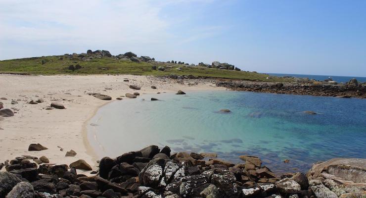 St. Agnes, Isles of Scilly. Copyright Gretta Schifano