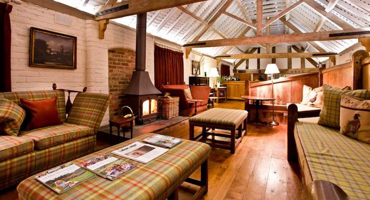 Old Downton Lodge Lounge