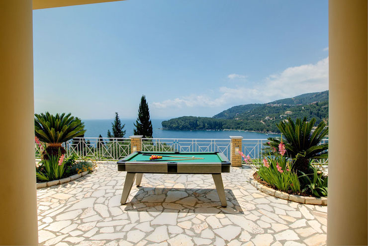 Mara - Corfu. Image courtesy of Villa Plus