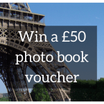 Win a £50 CEWE Photoworld photo book voucher
