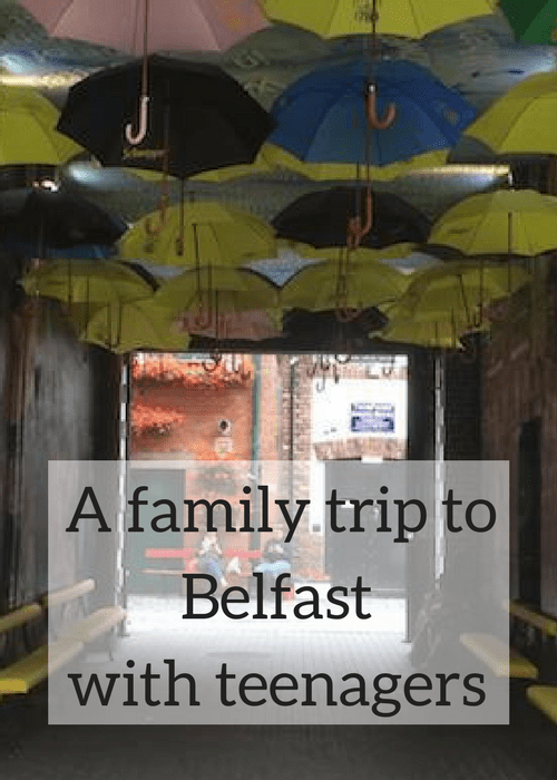 Belfast, Northern Ireland's capital, is a great place for a city break, and has lots to offer for families with children and teenagers. Highlights include the Titanic Experience, an open top bus tour, political murals, Cathedral Quarter, Ulster Folk and Transport Museum and the Peace Wall. Click through for full details of how to explore Belfast.