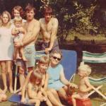 How to have a vintage family slide show