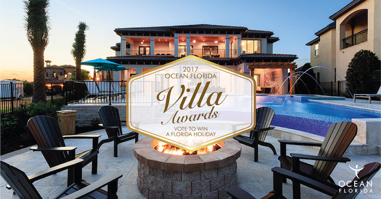 Win a Florida family villa holiday