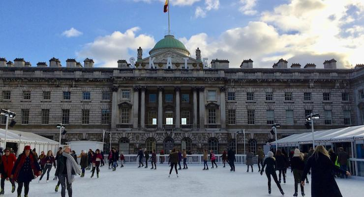 Things to do in London with kids - December