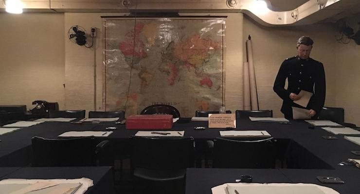 How to visit london 39 s churchill war rooms museum mums do travel - Churchill war cabinet rooms ...