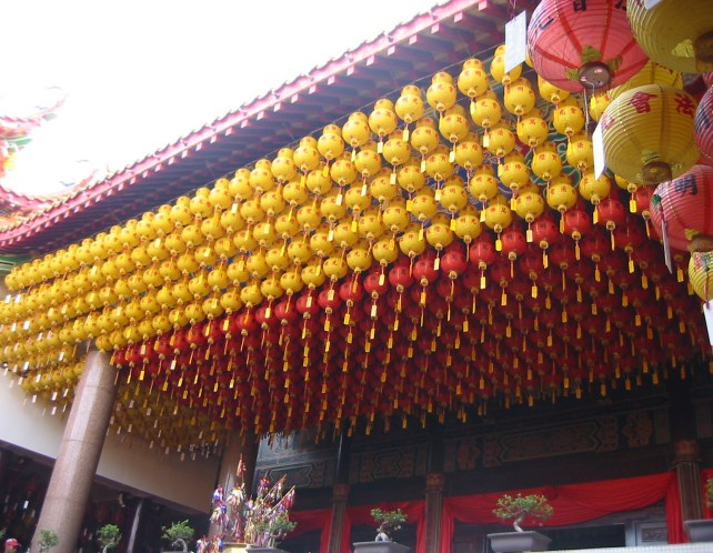 Chinese Temple - II