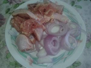 Ingredients Chicken