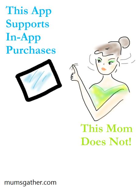 Mom With iPad