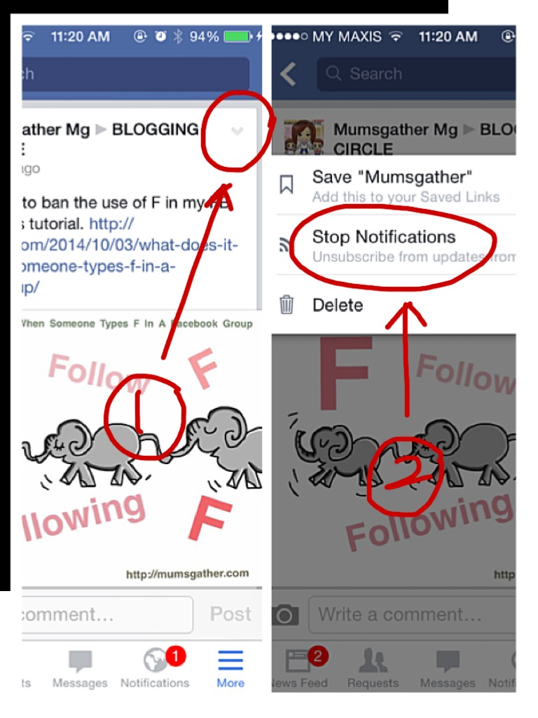 What Does It Mean When Someone Types F In A Facebook Group
