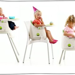 Small High Chair Sheepskin Rugs For Chairs Convertible From To Big Keter