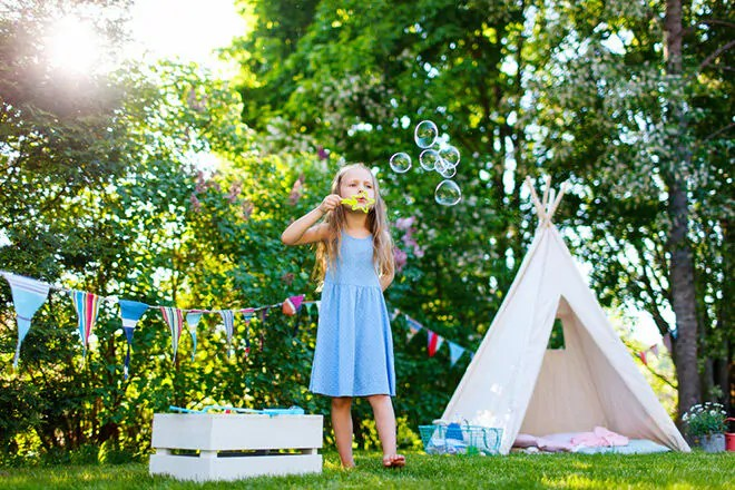 14 Kid Friendly Garden Ideas
