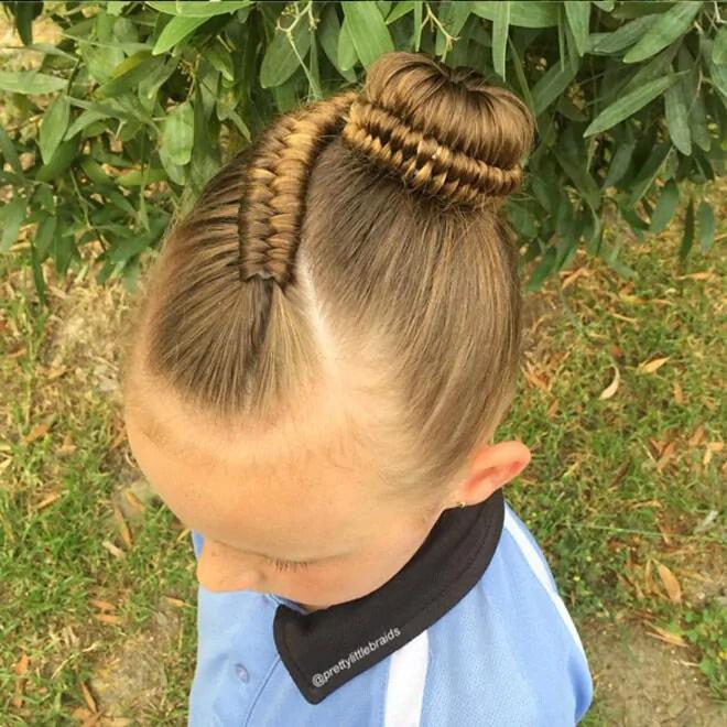 A flair for hair at Pretty Little Braids  Mums Grapevine