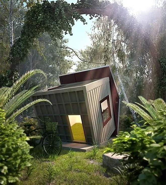 Grand designs  cubby houses that help the homeless  Mum