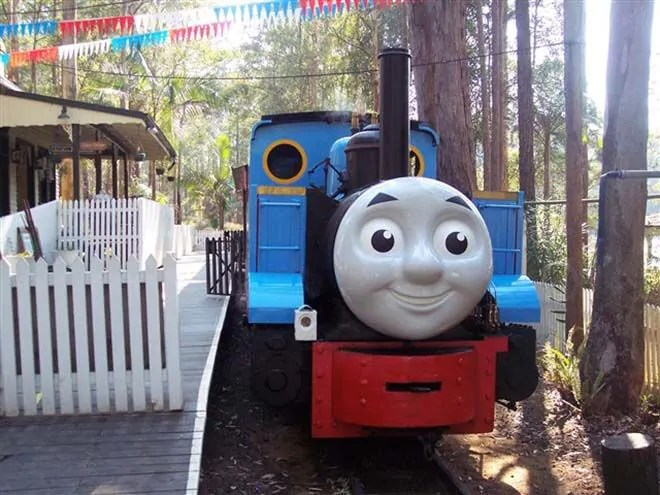 11 trainthemed destinations for kids in NSW