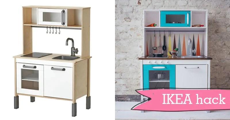 13 Fun Ways To Transform The Ikea Play Kitchen Mum S