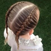 easy braid hairstyles school