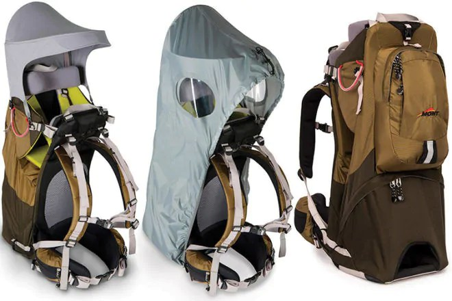 Best 5 baby carrier backpacks for hiking