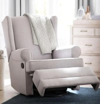 The Wingback Glider and Recliner especially for new mums ...
