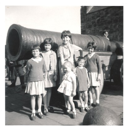 Edinburgh Castle, August 1968