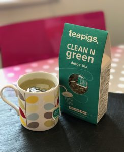 Mums Off Duty, teapigs tea, morning routine