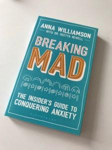 Mums Off Duty, Breaking Mad, Anna Williamson