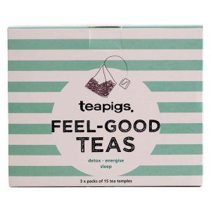 Mums Off Duty, teapigs