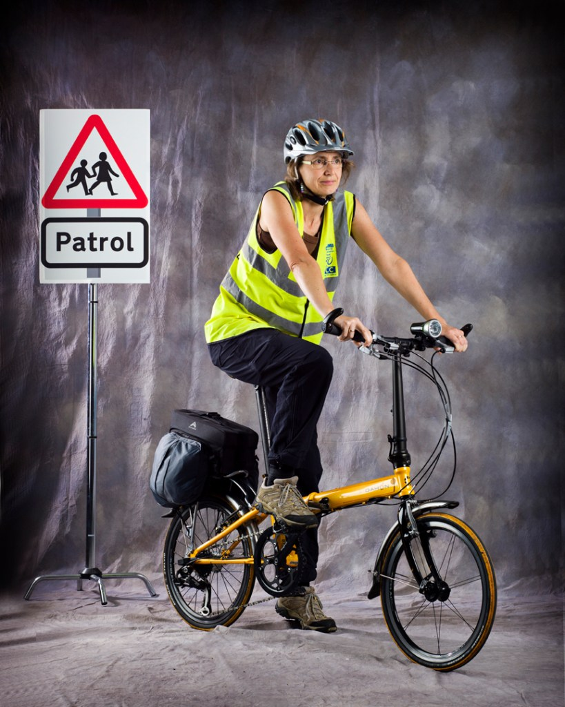 Mums Off Duty, Tina Walker, cycling