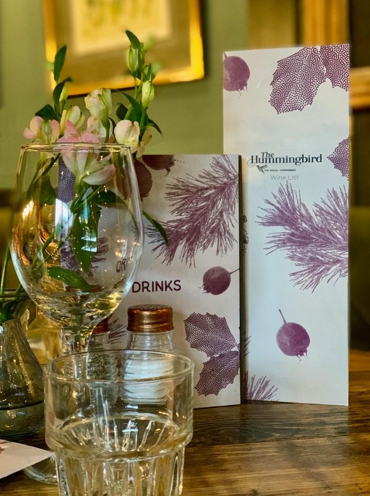 Mums Off Duty, The Hummingbird Hertford