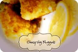 Cheesy Veg Nuggets