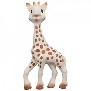 Review - Sophie Le Giraffe 3