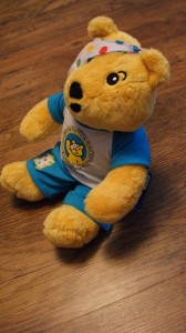 Make your own Pudsey Bear with Build-A-Bear Workshop 8