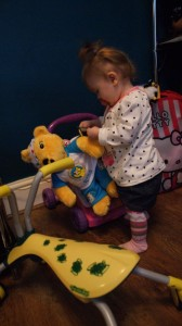 Make your own Pudsey Bear with Build-A-Bear Workshop 7