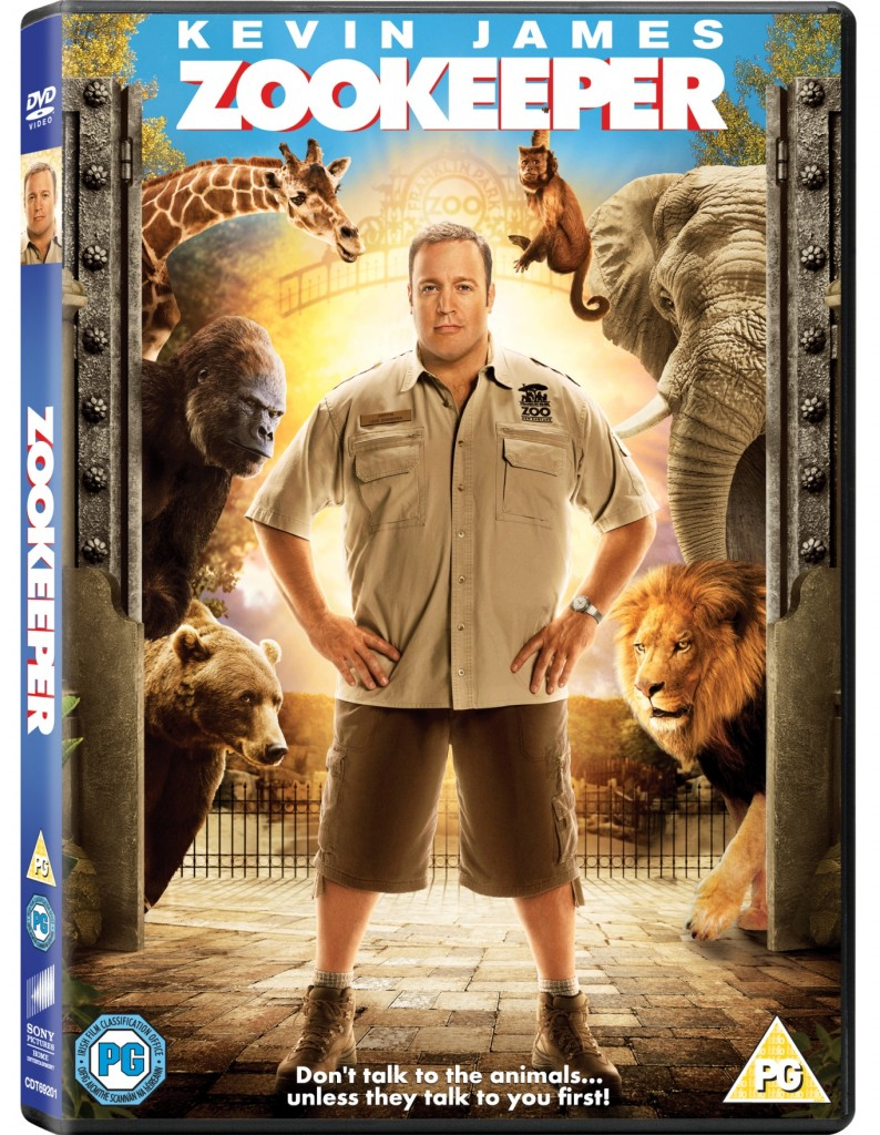Win - Zookeeper on Blu-ray 2