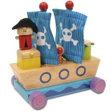 Pally Pirate Noah