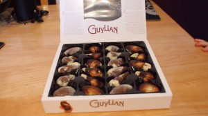 Guylian Praline Sea Shells