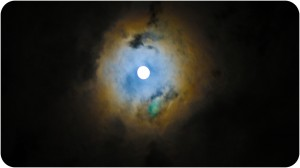 Moon, Full Moon, Project 366