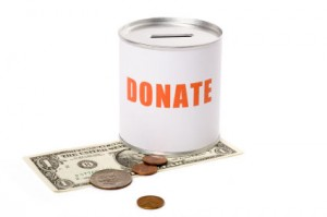 Donate, Charity, donate at home